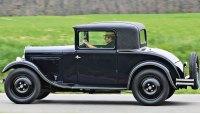 Пежо 201, 1929 год, купе