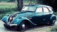 Пежо 402, 1936 год, лимузин