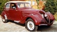 Пежо 402, 1939 год, седан