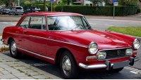 Пежо 404, 1963 год, купе