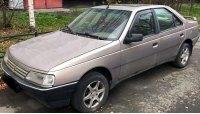 Пежо 405, 1993 год, седан