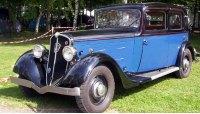 Пежо 601, 1934 год, седан